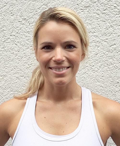 Maja Eliasson - Coahc hos Lofsangruppen
